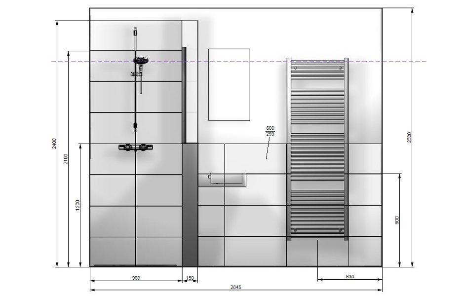 Kleine badkamer plan sydati kleine badkamer indelen laatste design kleine badkamer ideeen for Plan kleine badkamer